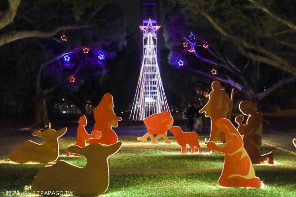 《台中.西屯》2018東海聖誕祭|東海大學聖誕節活動|路思義教堂