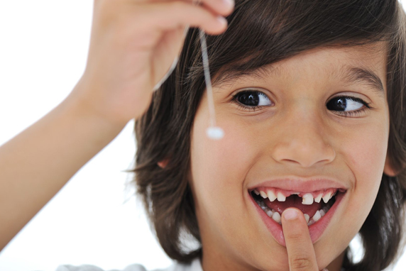 Why should parents Keep Their Kids' Baby Teeth?