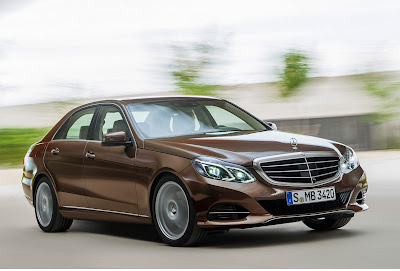 Mercedes-Benz E-Class Facelift Photos are Leaked!