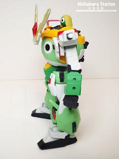 Keroro Spirits Sargento Keroro KeroroRobo UC - Tamashii Nations