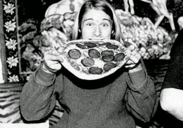 Ultimate Collection Of Rare Historical Photos. A Big Piece Of History (200 Pictures) - Kurt Cobain