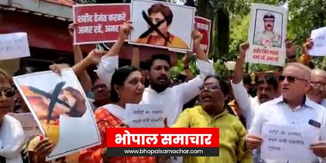 साध्वी प्रज्ञा ठाकुर के कारण मालेगांव वाली सीट पर भाजपा की हालत खराब | NTIONAL NEWS