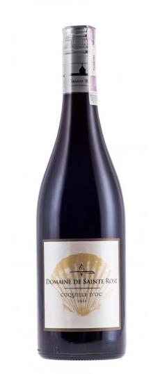 Pudełko na wino Le Coquille d'Oc Rouge