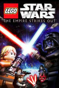 Poster Lego Star Wars: The Empire Strikes Out