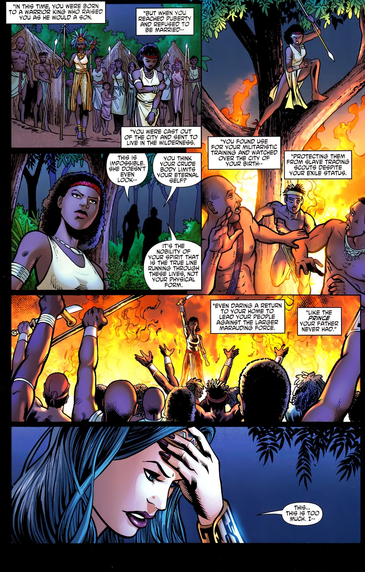 Read online Wonder Woman (2006) comic -  Issue #609 - 8