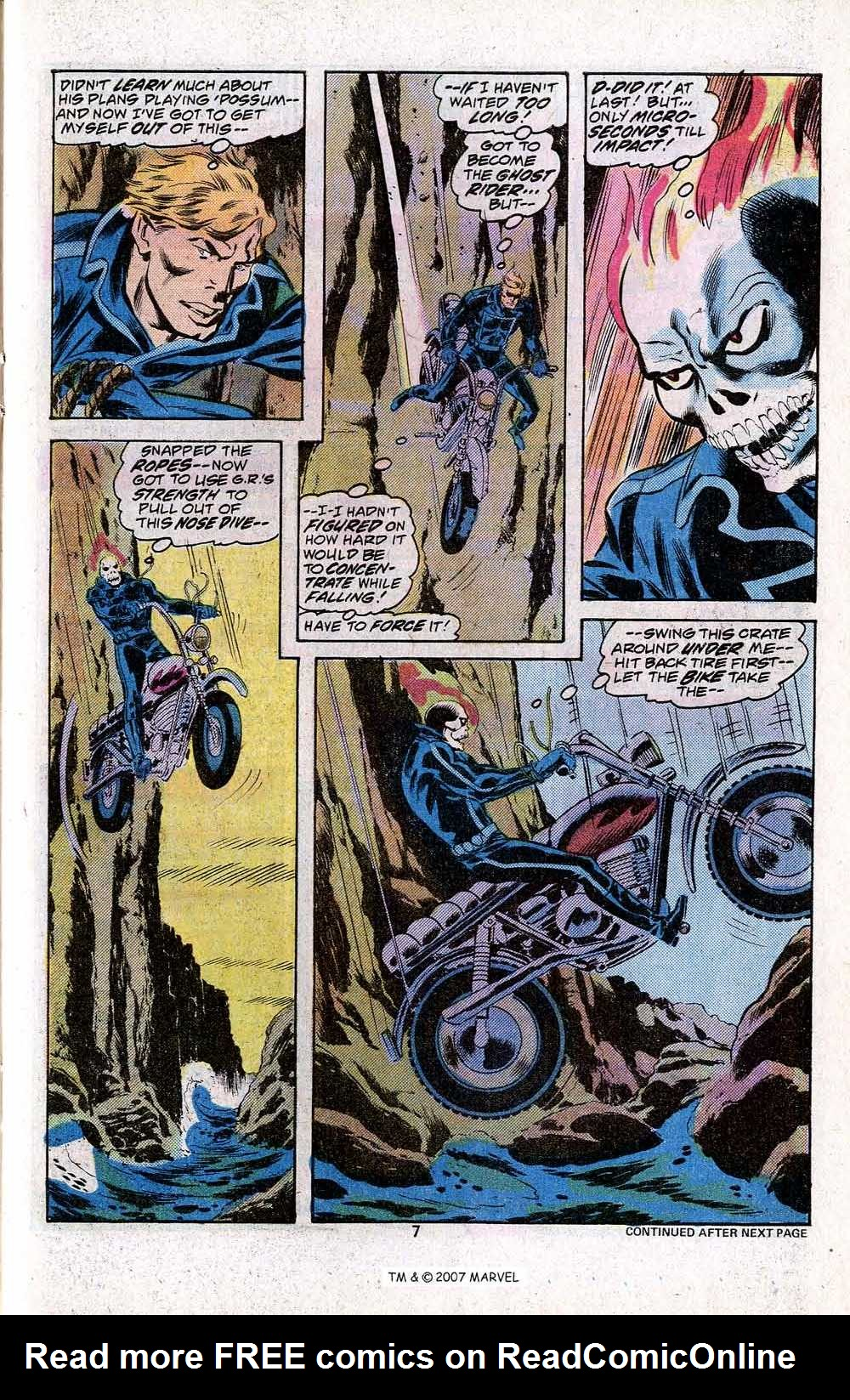 Ghost Rider (1973) Issue #24 #24 - English 9