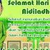 SELAMAT MENYAMBUT HARI RAYA AIDIL ADHA 1438H