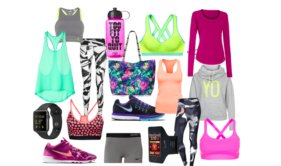 GYM MUST HAVES 2