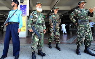 Pakistan Airports on Alert