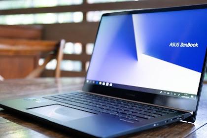 Laptop Baru ASUS Ini Cocok Buat Desain Grafis dan Edit Video Beken