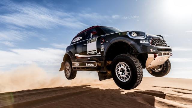 Mini John Cooper Works Rally - Quiere arrebatar nuevamente el título de campeón