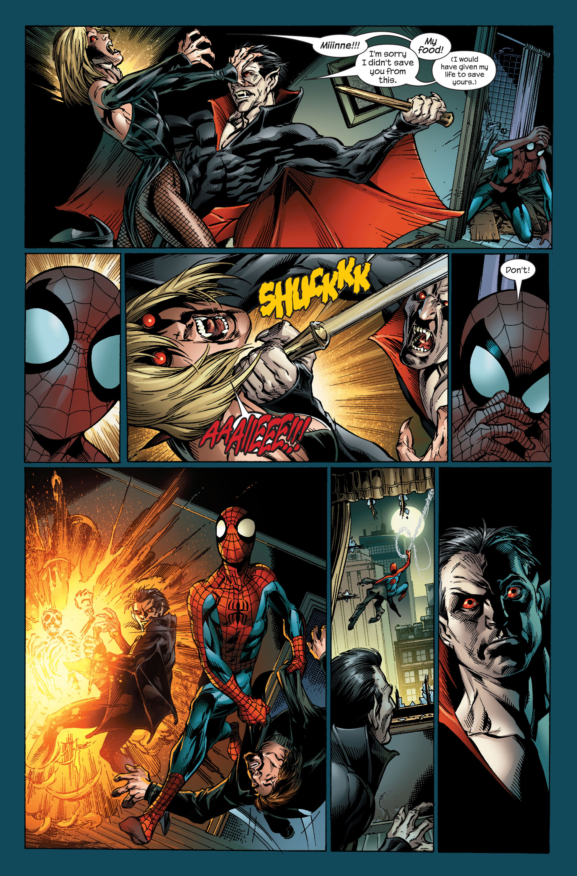 Read online Ultimate Spider-Man (2000) comic -  Issue #96 - 7