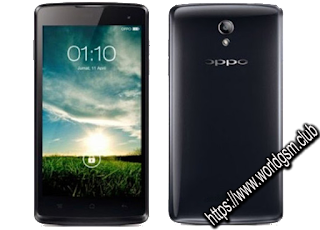 Oppo R2001 Official Firmware is Full Free Download