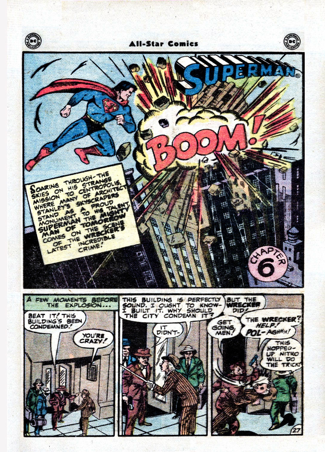 Read online All-Star Comics comic -  Issue #36 - 32
