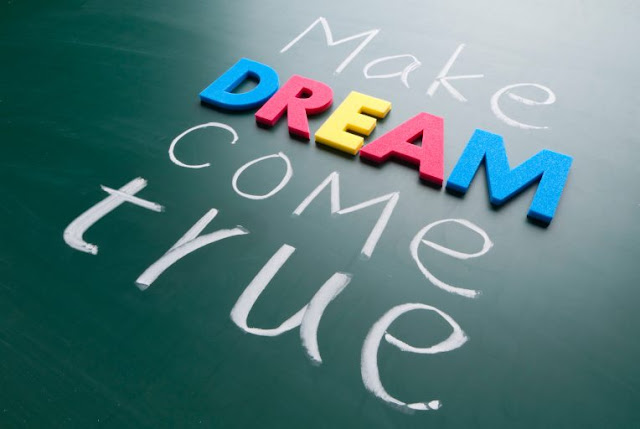 7 Ways to Make Your Dreams a Reality