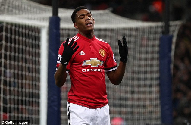 Anthony Martial rejects new contract proposal by Manchester United