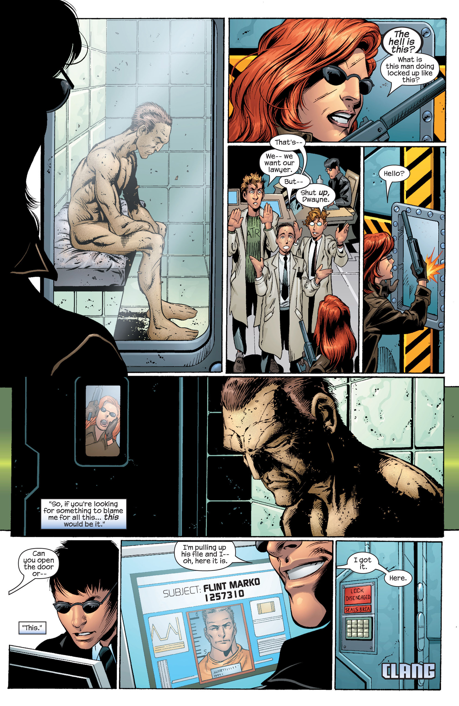 Read online Ultimate Spider-Man (2000) comic -  Issue #46 - 10