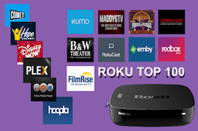100 Best Roku Channels