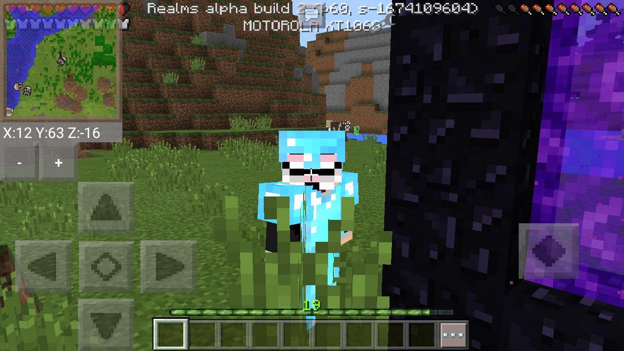 Mods minimap minecraft pe