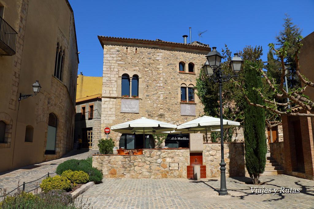 Palacio Alenyà, Montblanc