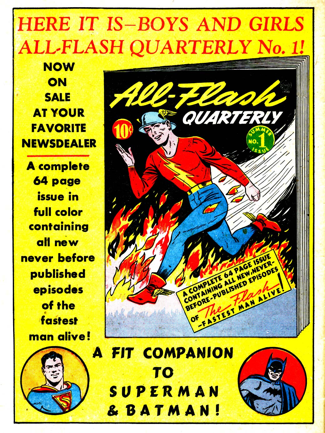 Read online All-American Comics (1939) comic -  Issue #29 - 55