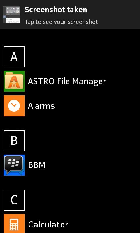 Nokia X2 Hands-on Display