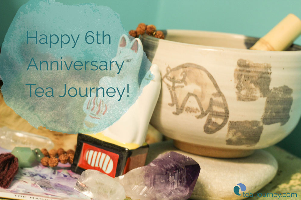 Happy 6th Tea Anniversary Tea Journey! Join us in taking a look at what sparked the creation of Tea Journey and how it is a lifestyle in itself. Tea, meditation, art, even things we eat all connect together to create a life by living The Way of Tea.