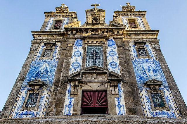 História da Igreja de Santo Ildefonso