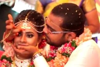 Hindu Wedding highlights / Prithiviraj & Sangeetha