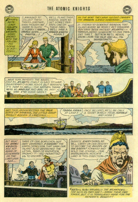 Strange Adventures (1950) issue 222 - Page 23