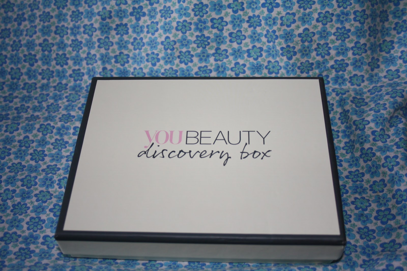You Beauty Discovery Box - July Edition