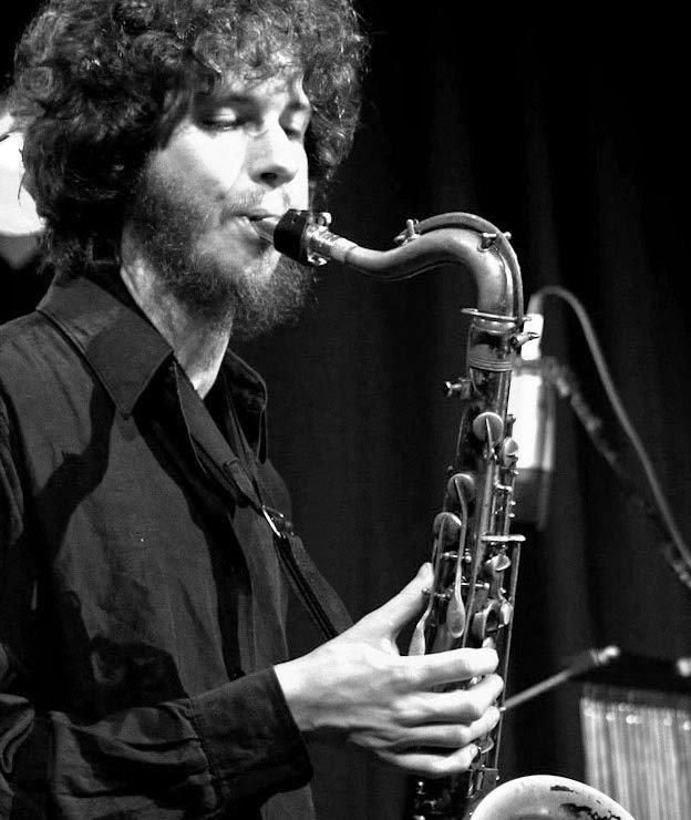 Bahía Blanca Partitura de Saxo Tenor, Saxofón Alto (dos voces), Clarinete Cuarteto de Viento Madera