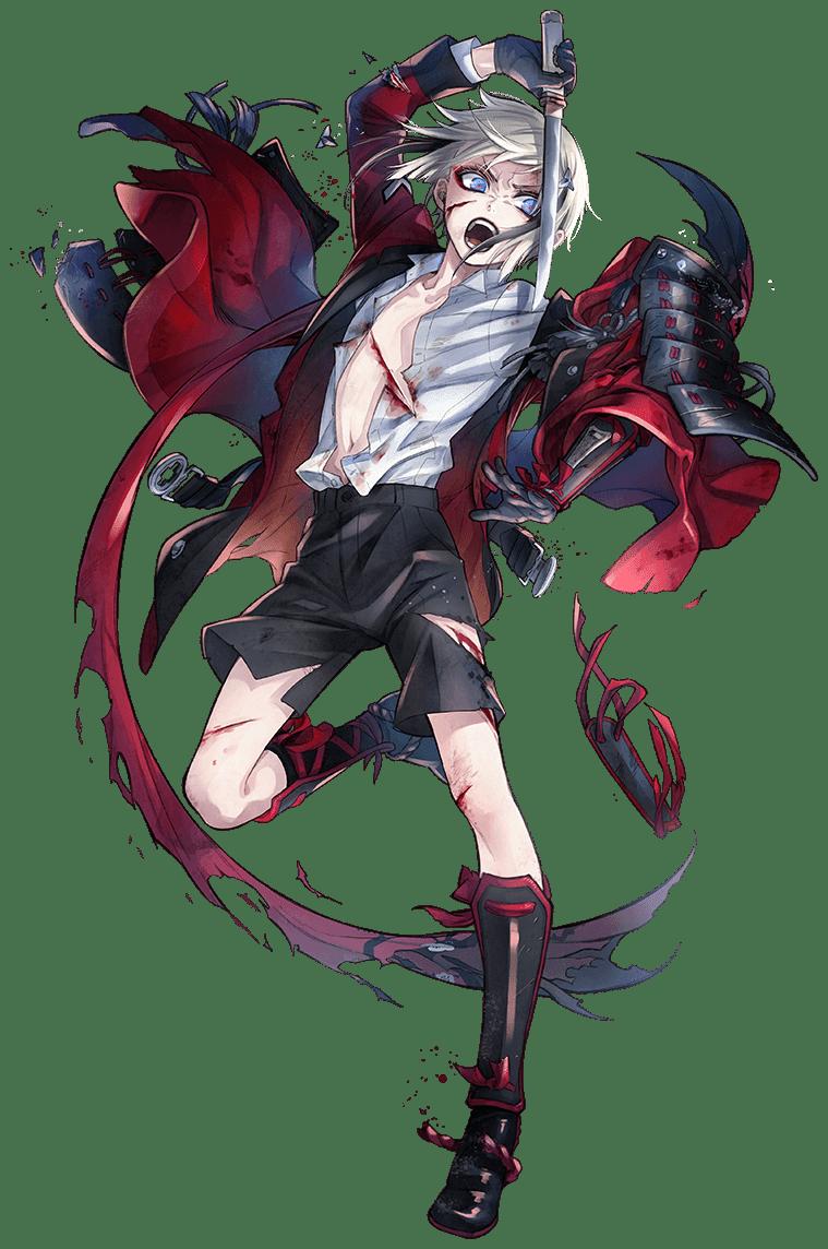 RRENDER Hyuuga Masamune