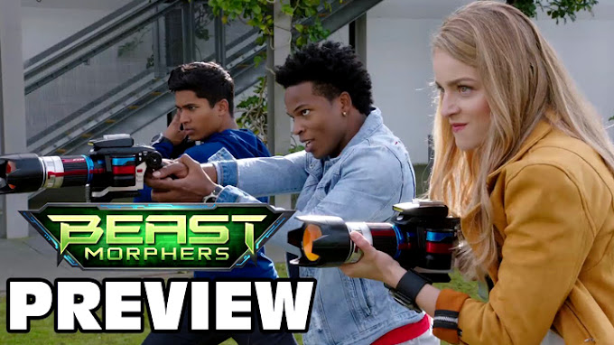 Cuplikan Dari Power Rangers Beast Morphers Episode 4