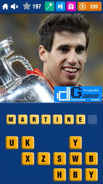 Calcio Quiz 2017 soluzione livello 191-200 | Parola e foto