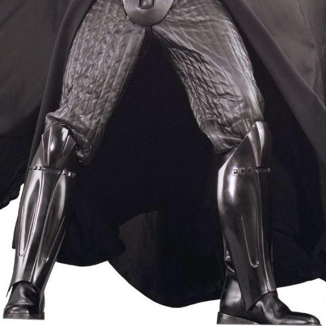 Botas Magnéticas Darth Vader