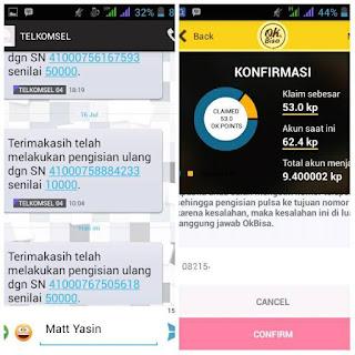 Trik Mendapatkan Pulsa GRATIS Di Android 10000-100000 Terbaru 2016