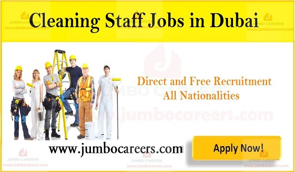 Recent Facility management jobs with salary, latest job openings in Dubai,