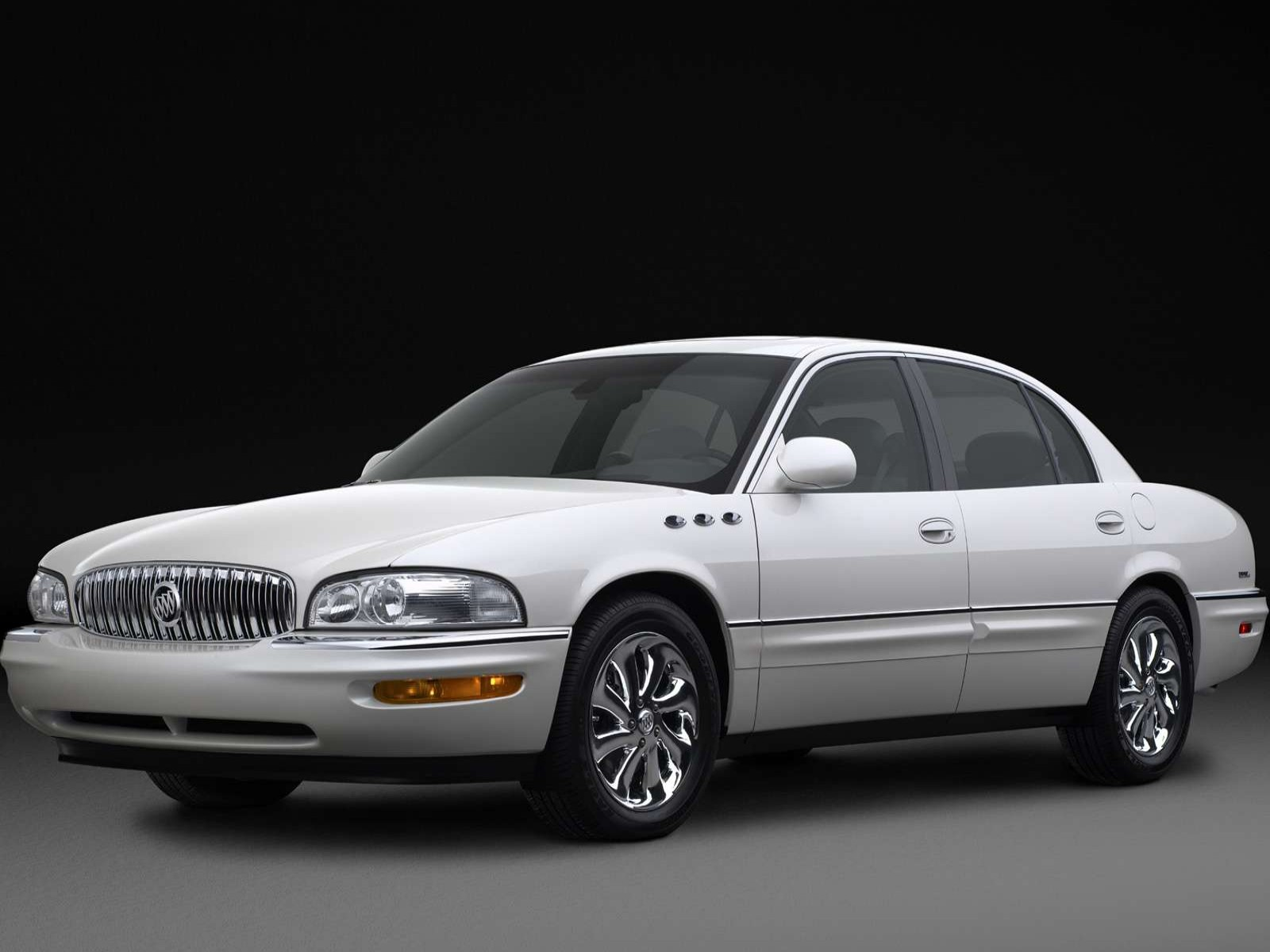 Buick Park Avenue Ultra on 2002 Buick Lesabre