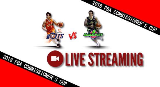 Livestream List: Meralco vs GlobalPort April 27, 2018 PBA Commissioner's Cup