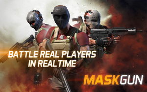 MaskGun FPS Multiplayer Apk Mod Terbaru untuk Android Versi 2.06