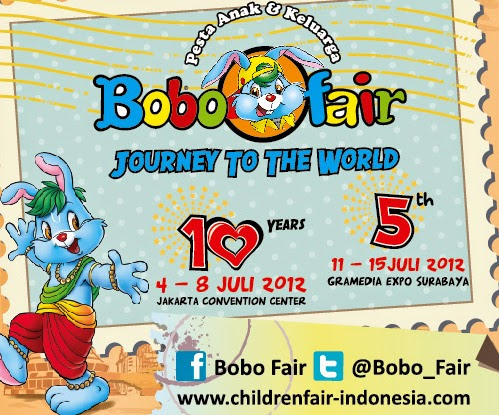 Bobo Fair Journey To The World