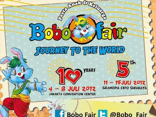 Bobo Fair 2012 - Journey To The World