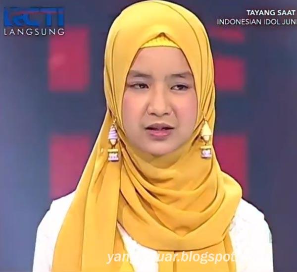 nashwa Indonesian Idol Junior