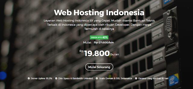 Niagahoster Web Hosting Indonesia Murah dan Berkualitas