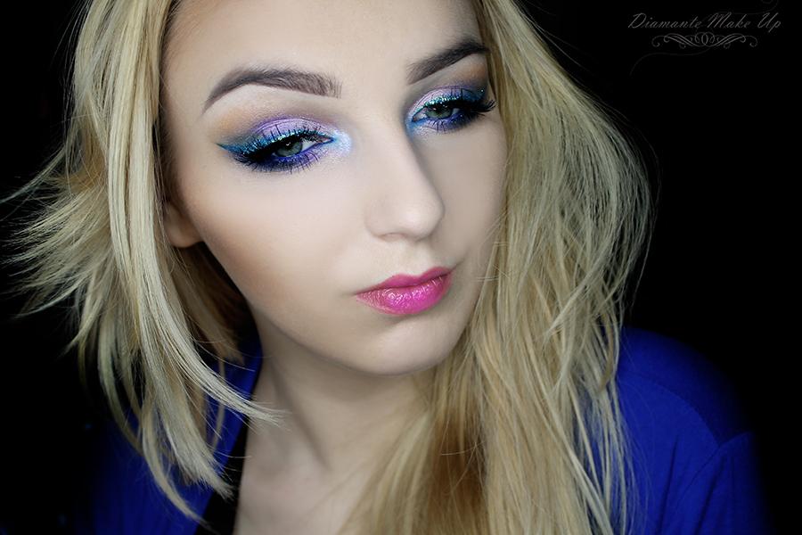 Kolorowy Makijaż na Karnawal
