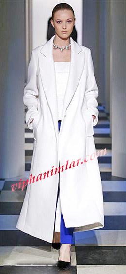 Moda renkler - Kar Beyazı