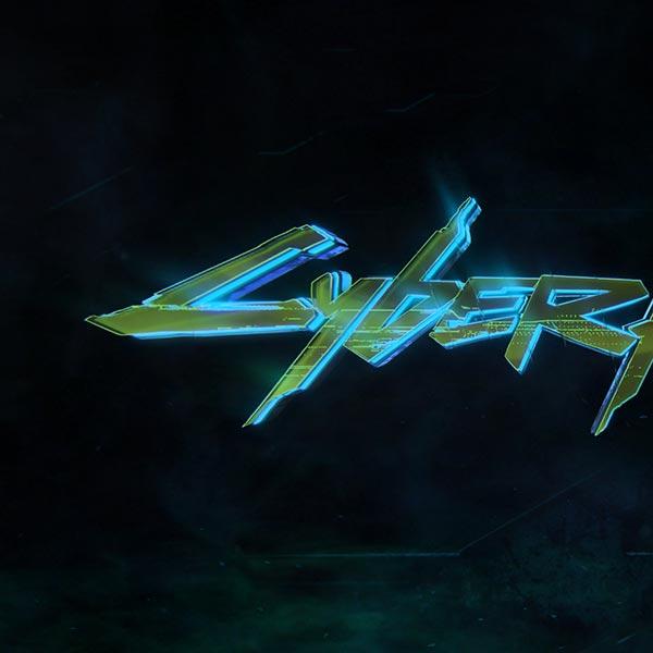 Cyberpunk 2077 Logo Wallpaper Engine