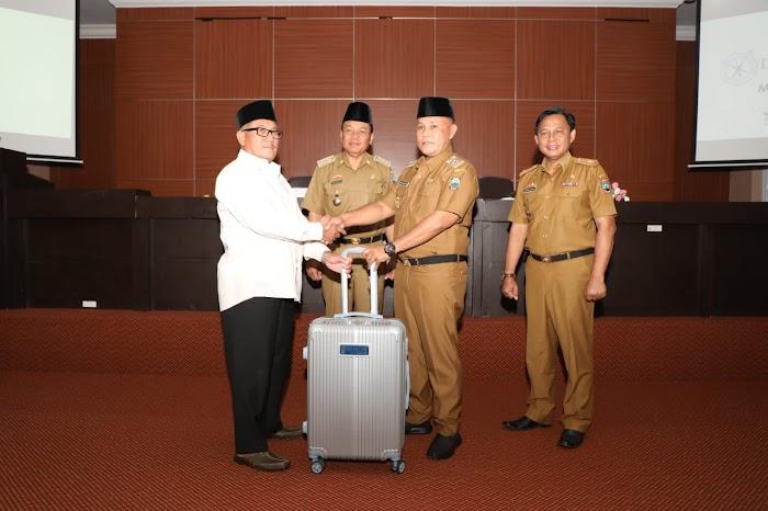 Pemkab Lampung Selatan Kembali Luncurkan Program Umroh Gratis, 85 Jamaah Siap Diberangkatkan.