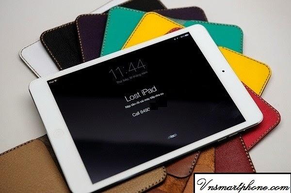 Can mua ipad bi khoa Icloud gia cao